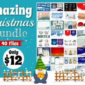 Amazing Christmas Bundle