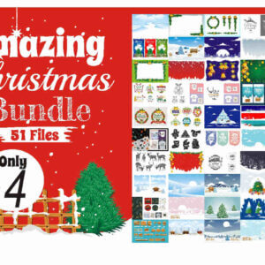 Christmas Creative Illustration Bundle
