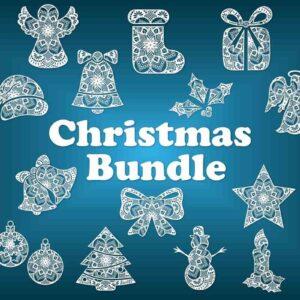 Christmas Mandala Bundle