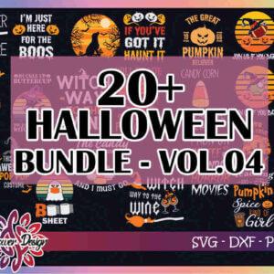 Halloween Bundle Vol 04