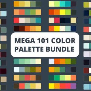 Spring Color Palette – Mega Bundle
