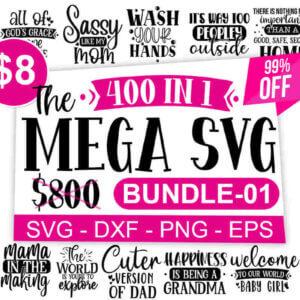1200 The Mega Craft Bundle – Vol 1-2-3