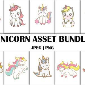 Unicorn Asset Bundle
